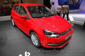 volkswagen polo volkswagen polo highline plus trim with new features launching soon