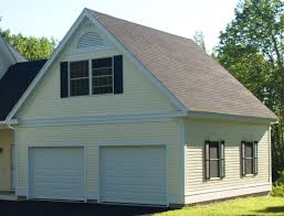 gabled roof home design