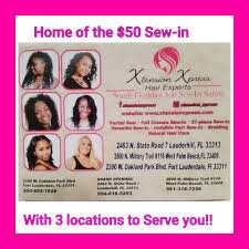 xtension xpress hair experts hair stylists 2463 n state rd 7