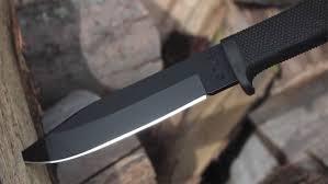 cold steel kitchen knives review cold steel srk survival knife ultimate survival tips