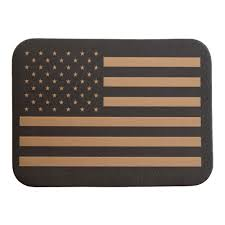 Embroidered American Flag Patriotic U S Flag Patches Iron On Sew On Embroidered Patches