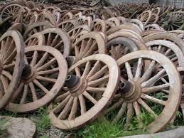 tf 0221 antique wagon wheel groovystuff com