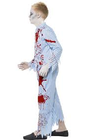 boys zombie costume kids zombie pyjamas halloween costume