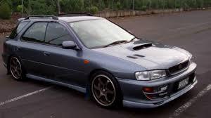 2016 subaru impreza hatchback silver 1999 subaru impreza wrx sti version 5 no reserve cash4cars
