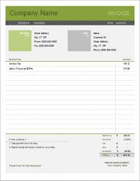 Simple Invoice Template Gst Tax Invoice Template Free Rabitah Net