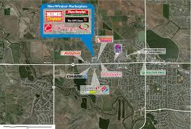 Windsor Colorado Map by New Windsor Marketplace Phillips Edison U0026 Company