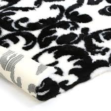 Black And White Modern Rug by Modern Black And White Rug Roselawnlutheran