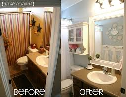 Bathroom Remodel Ideas Before And After Awesome 70 Diy Bathroom Remodel Before And After Inspiration