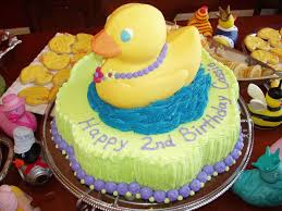 duck cake preschool 1st birthdays baby showers s 3d rubber duck cake
