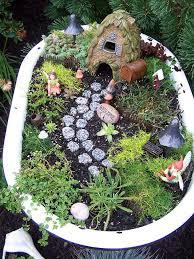 25 unique large fairy garden ideas on pinterest gnome tree