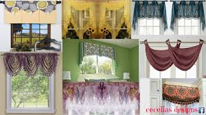 Homes Interiors by Curtain Designs For Homes Interiors Valance Youtube