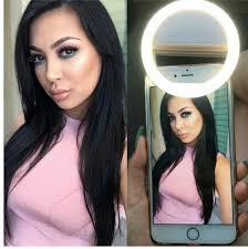 lights when phone rings amazon com myriann 36 led selfie ring fill light for iphone 6 6s