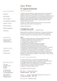 Technician Resume Examples by Download Network Technician Sample Resume Haadyaooverbayresort Com