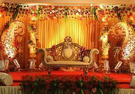 marriage decoration in tuticorin events management