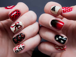 awesome one color acrylic nail designs acrylic nail designs
