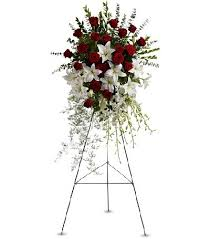 flowers for funeral funeral flowers funeral spray in bedford nh dixieland florist