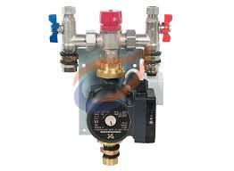 20 sqm kit one zone single circuit underfloor heating systems ltd