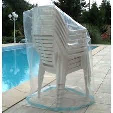 housse pour mobilier de jardin housse pour chaises de jardin housse pour une pile de 6 chaises
