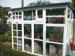 Greenhouse Windows by Windows Greenhouse From Salvaged Windows Decor Diy Window