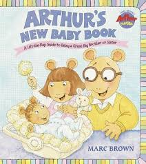 baby books arthur s new baby book by marc brown