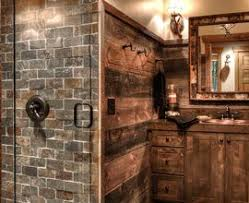Rustic Cabin Bathroom - best rustic cabin bathroom ideas on pinterest log home design 48
