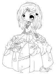 cute chibi coloring pages chuckbutt com