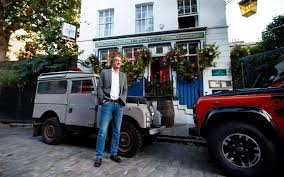 land rover britains billionaire ineos founder reveals plans to produce his u0027son of