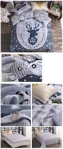 100 cotton children cartoon 4pcs bed sheet bed linen set baby