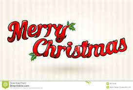 merry text worked out to details vector stock