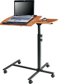 Portable Computer Desk Portable Computer Desk On Wheels Portable Computer Cart Desk On