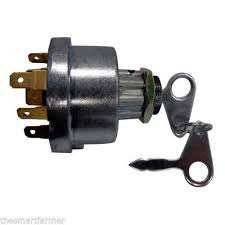 tractor ignition switch ebay