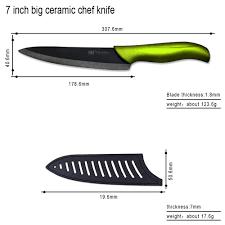 best ceramic kitchen knives best ceramic knife xyj brand 7 inch chef knife ceramic kitchen