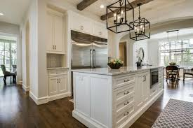 Transitional Island Lighting Kitchen With Exposed Beam U0026 Pendant Light In Dallas Tx Zillow