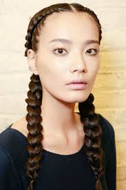 pictures on braid two braids cute hairstyles for girls