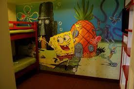 Spongebob Bunk Beds by Nick Hotel Orlando Disney Chronicles