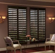 window faux wood blinds window treatments design ideas