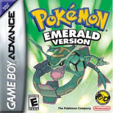Emerald Pokémon Emerald Version Bulbapedia The Community Driven Pokémon