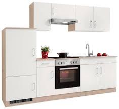K Henzeile Preis Küchenzeile Held Möbel Melbourne Breite 260 Cm Mit E Geräten