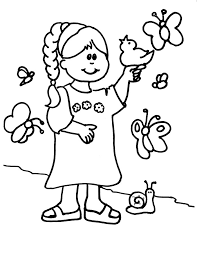 special coloring pages of people for kids book 5727 unknown