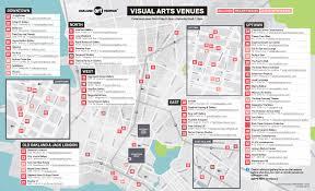 Oakland Ca Map Visiting Oakland Art Murmur