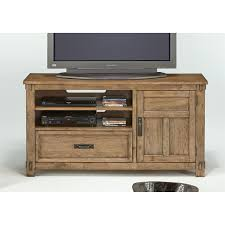 Media Console Furniture by Progressive Furniture P549 57 Boulder Creek Media Console In