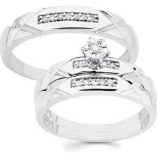 Wedding Ring Sets For Him And Her White Gold by Wedding Ring Sets For Him And Her Laura Williams