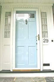 painting steel front door tips your red white doors transom