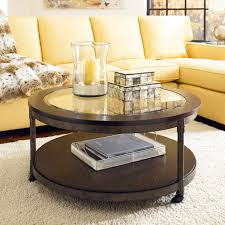 coffee table hammary sutton round 3 piece coffee table set beyond