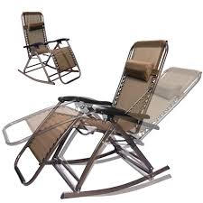 Rocking Lounge Chair Design Ideas Fabulous Zero Gravity Reclining Outdoor Lounge Chair With