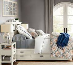 Pottery Barn Sausalito Sausalito White Wash King Bed U0026 Tall Dresser Set Beds