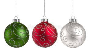 christmas ornaments christmas ornaments stock image image of colored stationary