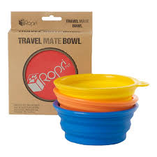 pet supplies collapsible dog bowl for dog food and water