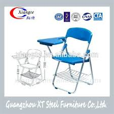 Used Folding Chairs For Sale Folding Chair With Tablet Arm U2013 Peerpower Co