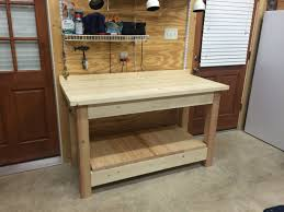 Kitchen Island Work Table by Work Bench Kitchen Island Outdoor Table